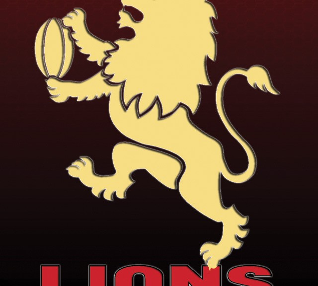 Golden Lions Rugby Free Rugby Wallpapers